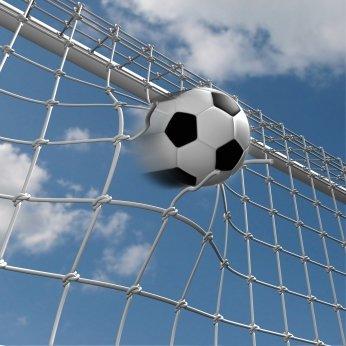 Футбольный мяч.